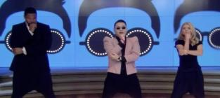 "PSY, Kelly Ripa Do ""Gentleman"" Dance on Live!"