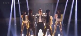 Psy gentleman dancing with the stars finale