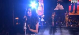 Jessica sanchez feel this moment dwts results show