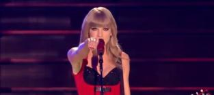 Taylor swift red 2013 cmt awards