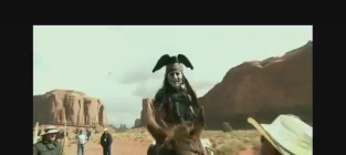 The lone ranger featurette the craft