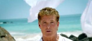 David hasselhoff thirsty for love commercial