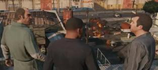 Grand Theft Auto V Gameplay Trailer: Mr. Smith, Your Court Is Now Available