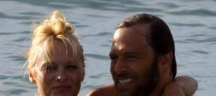 Pamela anderson reunites with rick salomon