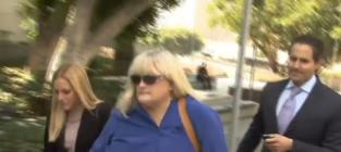 Debbie Rowe Testifies at Michael Jackson Trial
