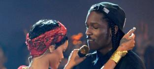 Rihanna and A$AP Rocky: New Couple Alert?!