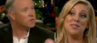 The real housewives of orange county reunion brianna vs brooks