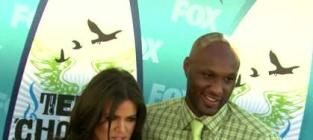 Khloe and lamar on the mend
