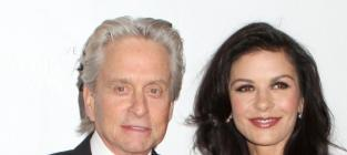 Michael douglas catherine zeta jones split