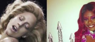 Lady Gaga, Azealia Banks Feud Over Mermaid Attire on Twitter
