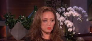 Leah remini talks scientology split