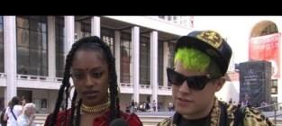 Jimmy kimmel lie witness news fashion week 2013