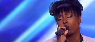 Ashly williams x factor audition