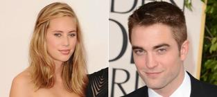Dylan Penn is Dating Robert Pattinson