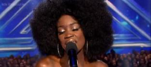 Lillie McCloud Receives Standing Ovation on The X Factor