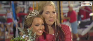 Hailie scott named homecoming queen