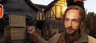 Sleepy hollow behind the scenes