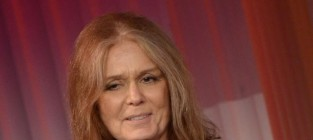 Gloria Steinem Defends Miley Cyrus, Blames Society for Singer's Antics