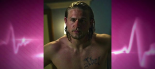 Charlie hunnam out of fifty shades of grey