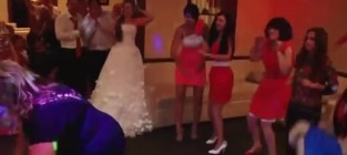"Russian Woman's ""Funny Dance"" at Wedding Goes Viral: See Why!"