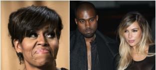 Kim kardashian more influential than michelle obama