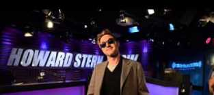 David arquette drunk on howard stern