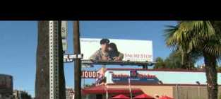 Billboard of us soldier and muslim woman sparks controversy
