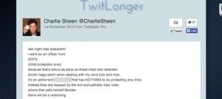 Charlie Sheen and Brooke Mueller Custody Battle