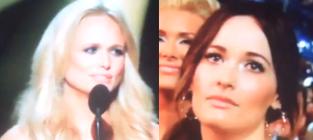 Miranda lambert wins cma award for female vocalist of the year