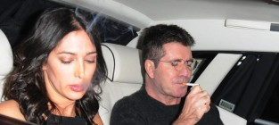 Simon cowell getting married