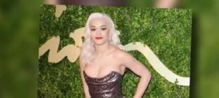 Rita ora announces 50 shades of grey role