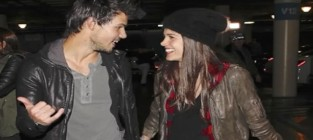 Marie avgeropoulos taylor lautner