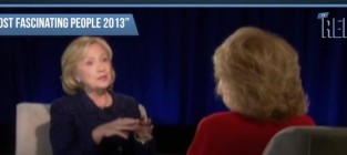 Hillary Clinton: 2013 Most Fascinating Person of the Year