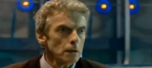 Peter Capaldi Transforms Into Doctor Who, Thanks Fans for Their Support