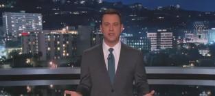 Jimmy kimmel mocks justin bieber arrest tweets
