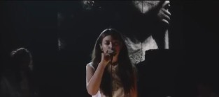 Lorde grammy performance 2014