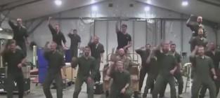 Marines greased lightning video