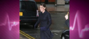 Kate middleton told to cover up by the queen
