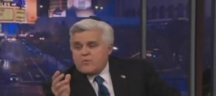 Jay Leno Bids Tonight Show Fans Farewell
