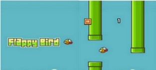 Flappy bird pulled