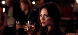 Mila Kunis Jim Beam Commercials: Make History