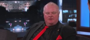 Rob ford on jimmy kimmel live part 4
