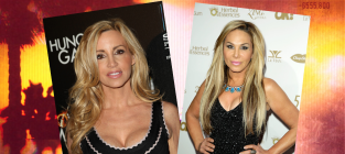 Camille grammer adrienne maloof returning to the real housewives