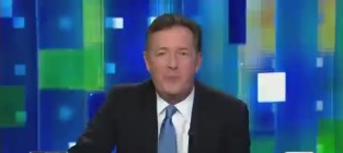 Piers morgan gun control plea