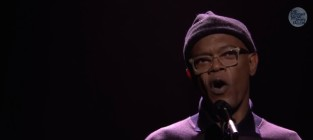 Samuel L. Jackson Recites Boy Meets World Poem on The Tonight Show
