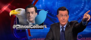 Stephen colbert responds to cancelation talk