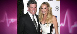 Taylor armstrong married to john bluher