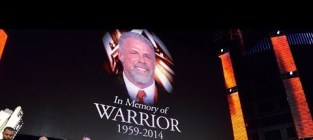 Ultimate warrior tribute video