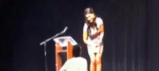 Nina Davuluri Asked to Prom