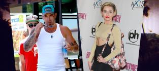 Miley cyrus jeremy bieber hookup